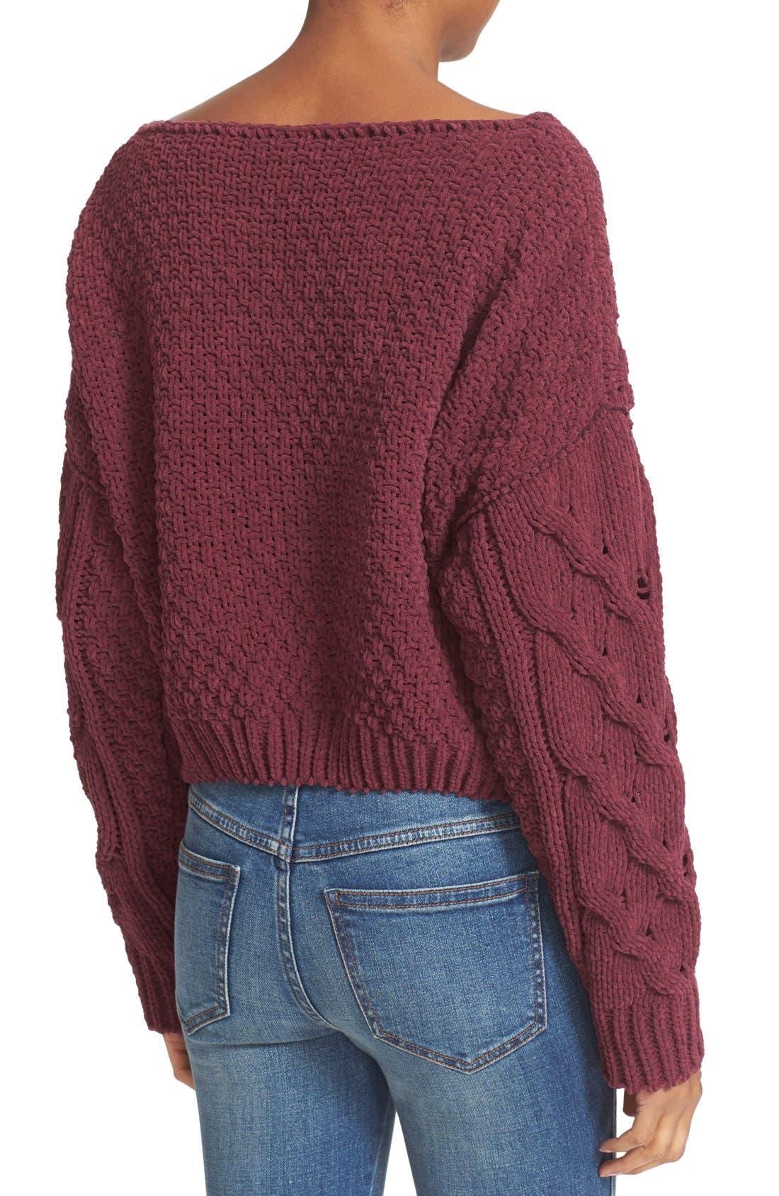 Alternate Image 2  - Free People Sticks and Stones Sweater
