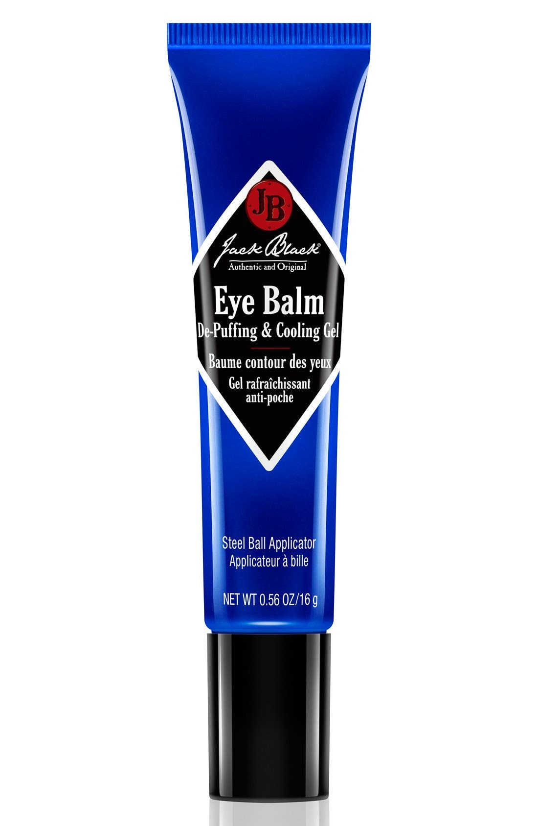 Jack Black Eye Balm De-Puffing & Cooling Gel