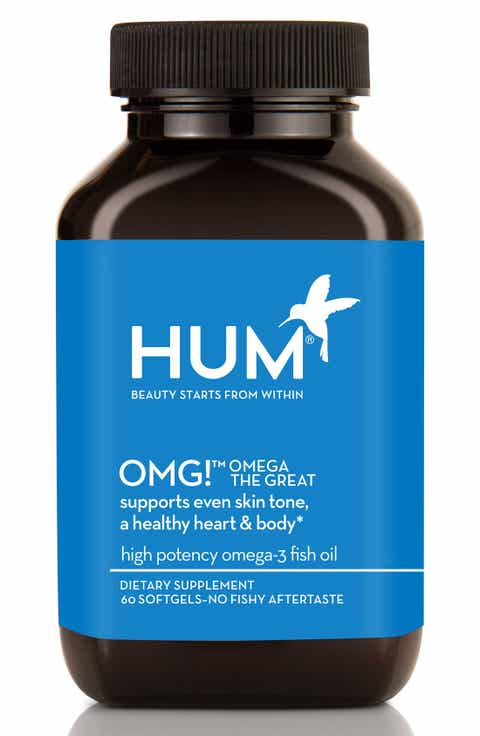 Hum Nutrition OMG! Omega the Great Softgel Capsules