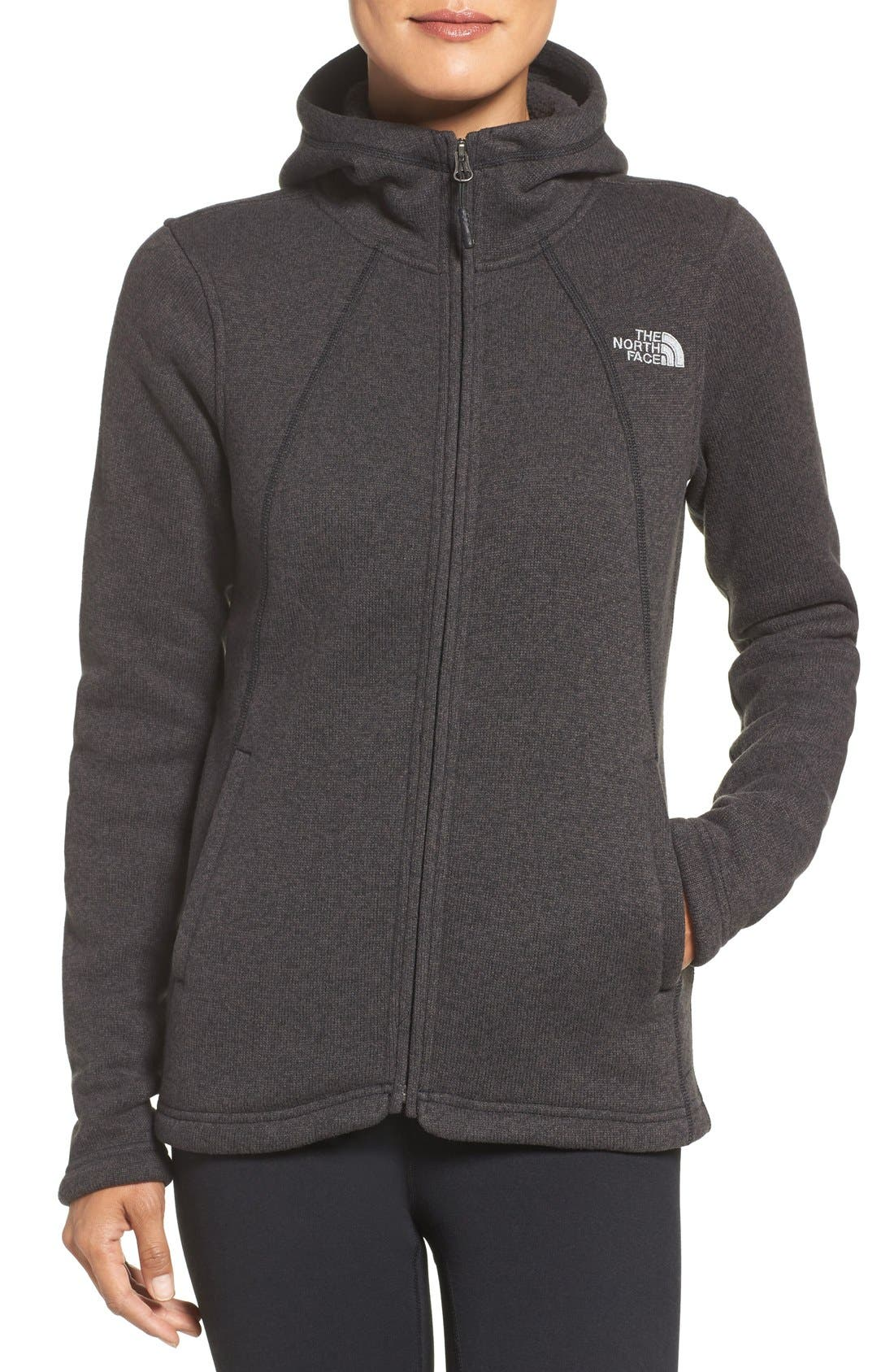 The North Face 'Crescent' Fleece Jacket