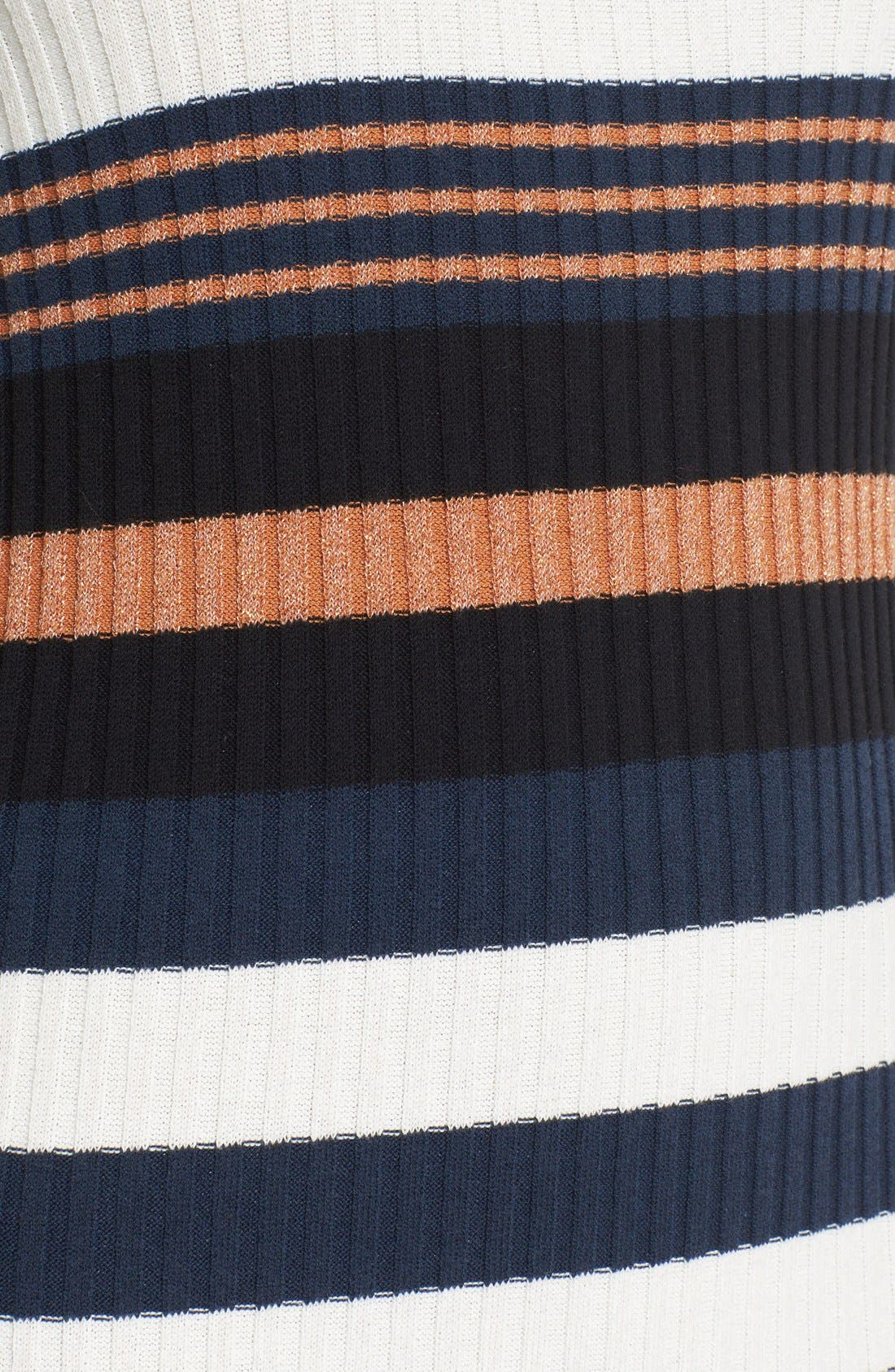 Alternate Image 6  - Opening Ceremony Stripe Rib Knit Dress