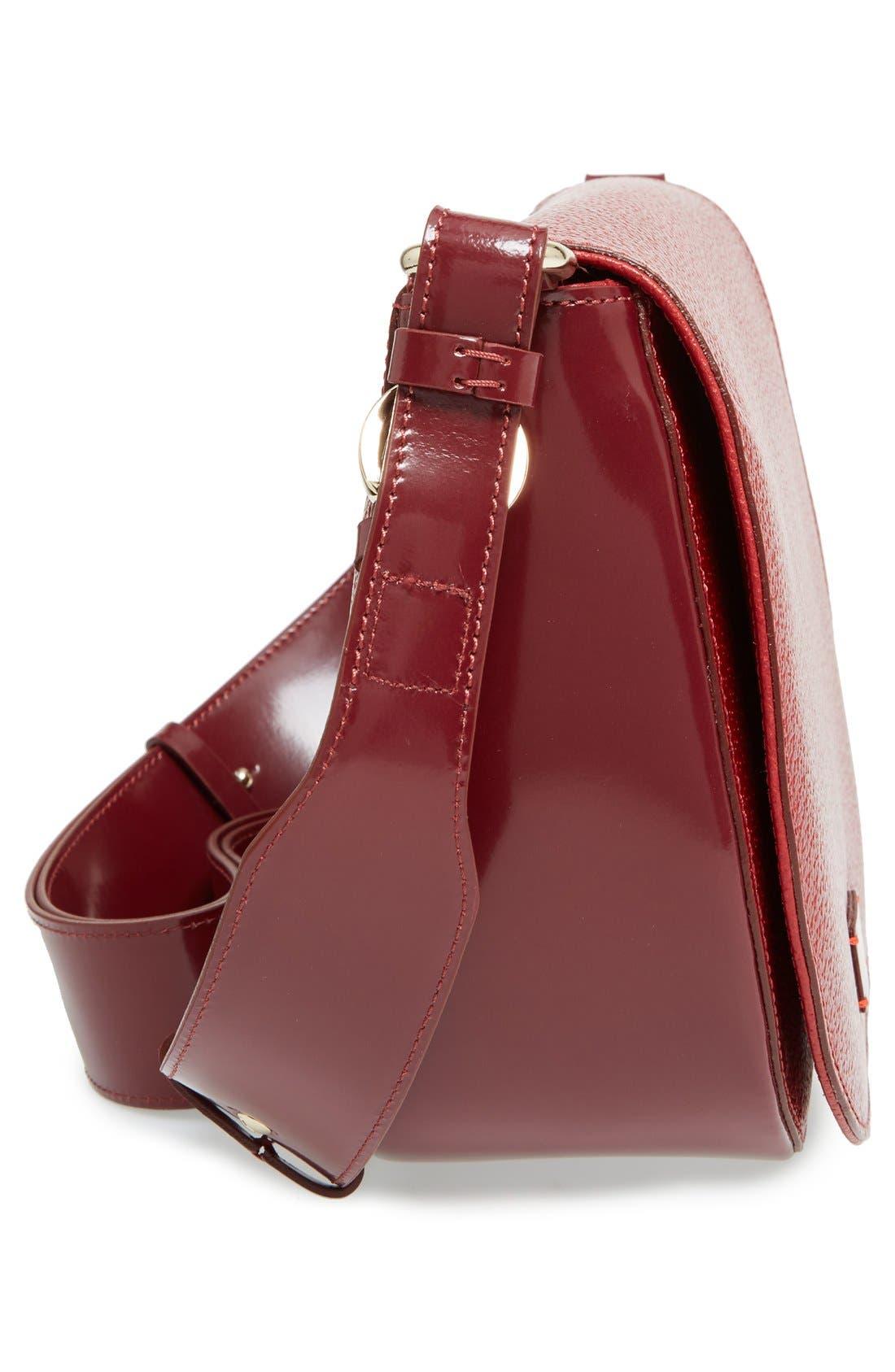 Alternate Image 4  - Frances Valentine 'Small Ellen' Leather Shoulder Bag
