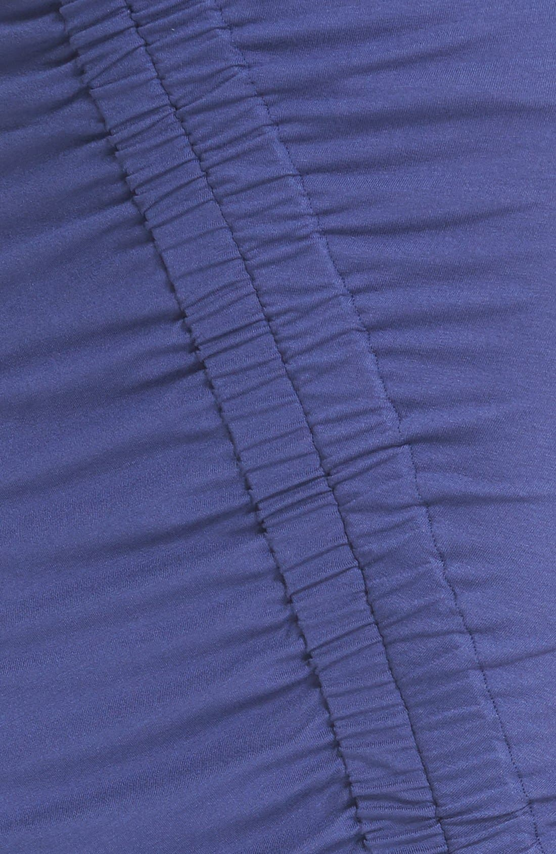 Alternate Image 3  - Zero + Maria Cornejo 'Kia' Ruched Sim Jersey Skirt