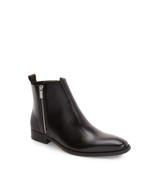 Calvin Klein \'Raxton\' Dual Zip Boot (Men)   Nordstrom