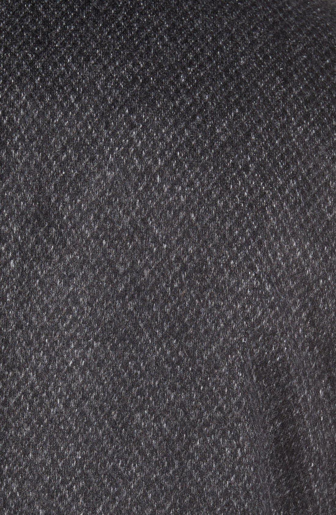 Alternate Image 5  - Ted Baker London Arizona Wool Blend Overcoat