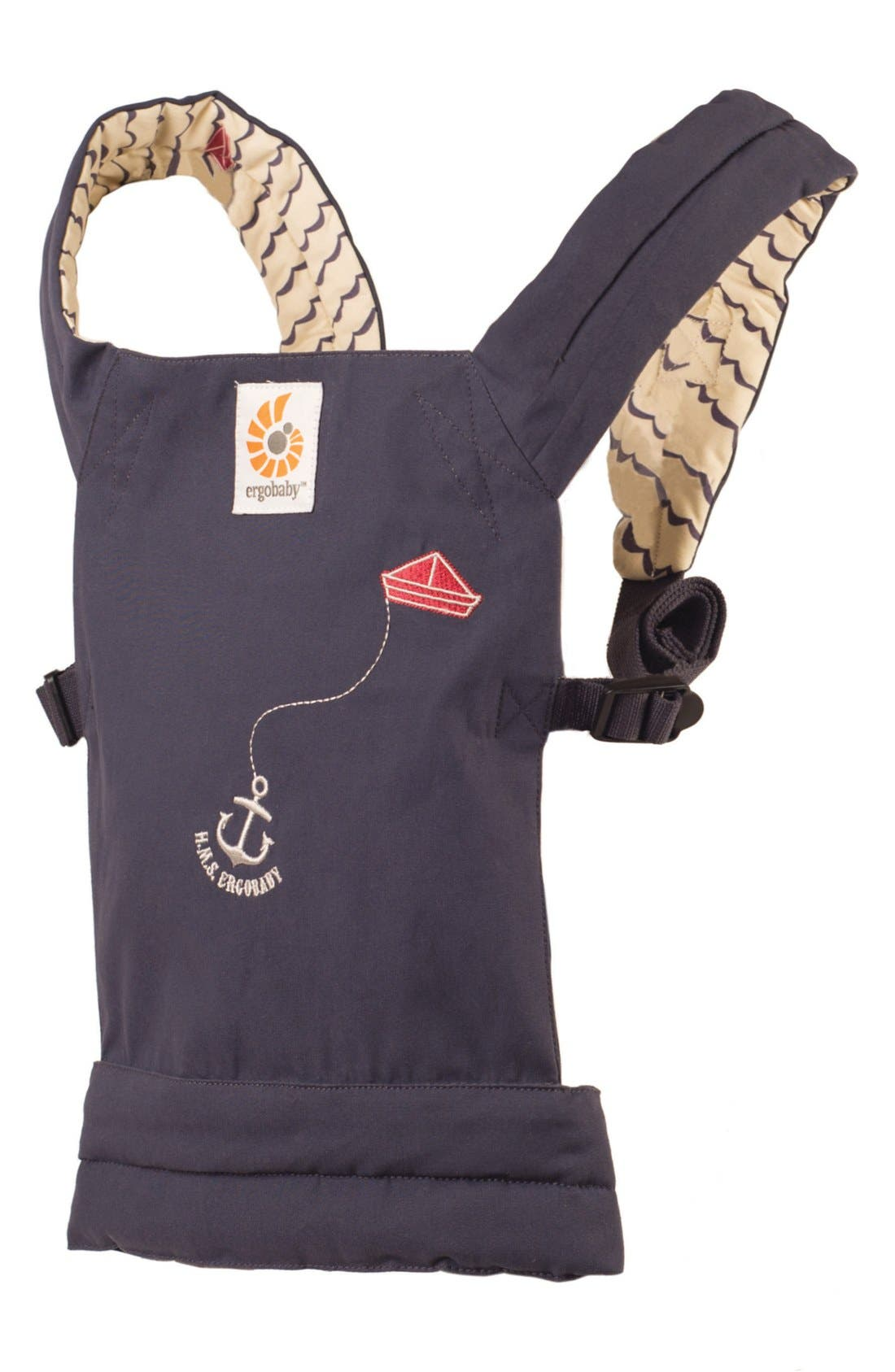 ERGOBABY 'Sailor' Doll Carrier
