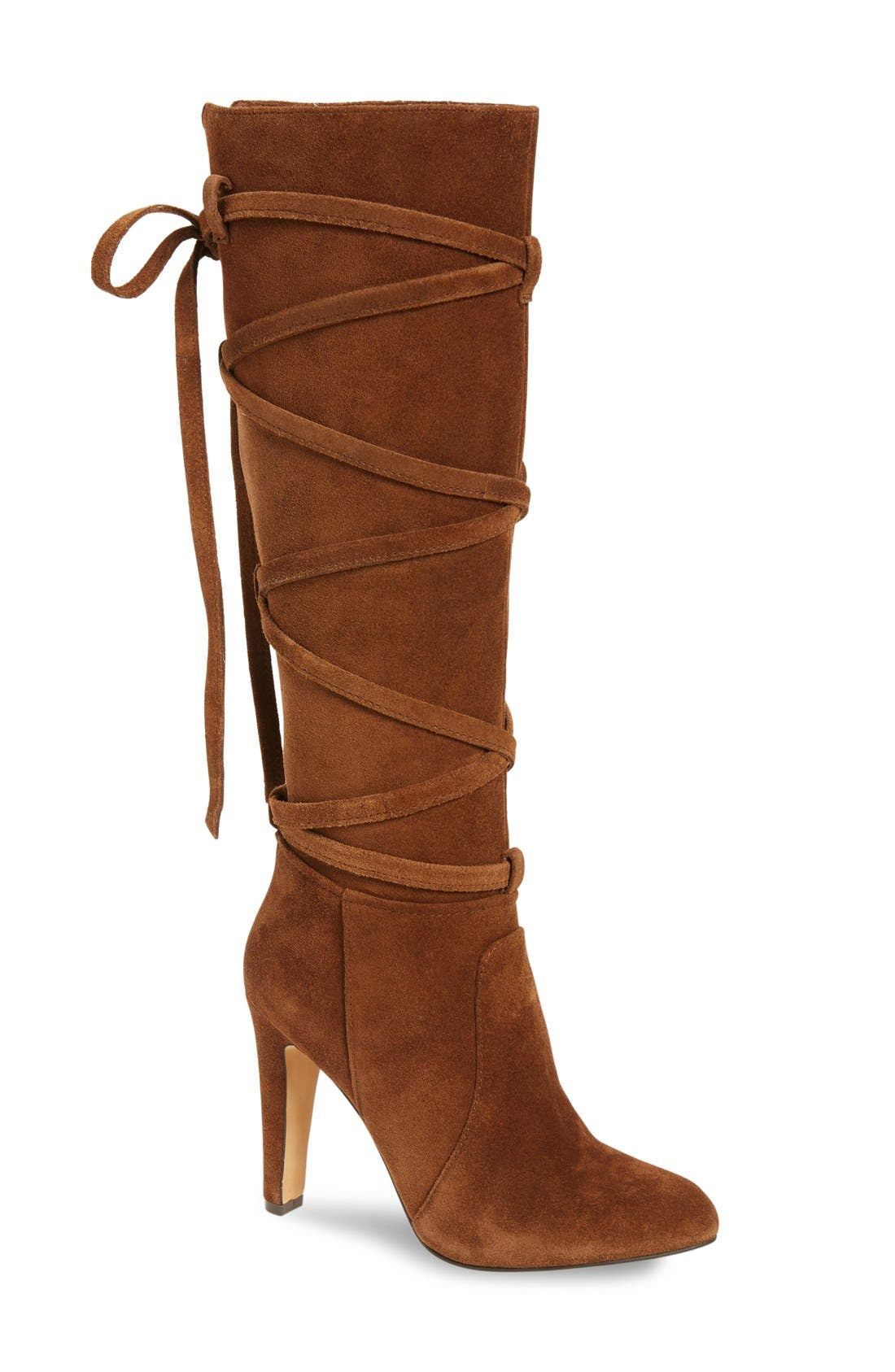 Alternate Image 1 Selected - Vince Camuto 'Millay' Knee High Boot (Women)