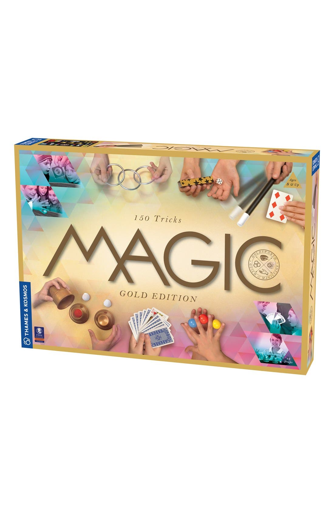 Thames & Kosmos Magic Gold Edition Kit