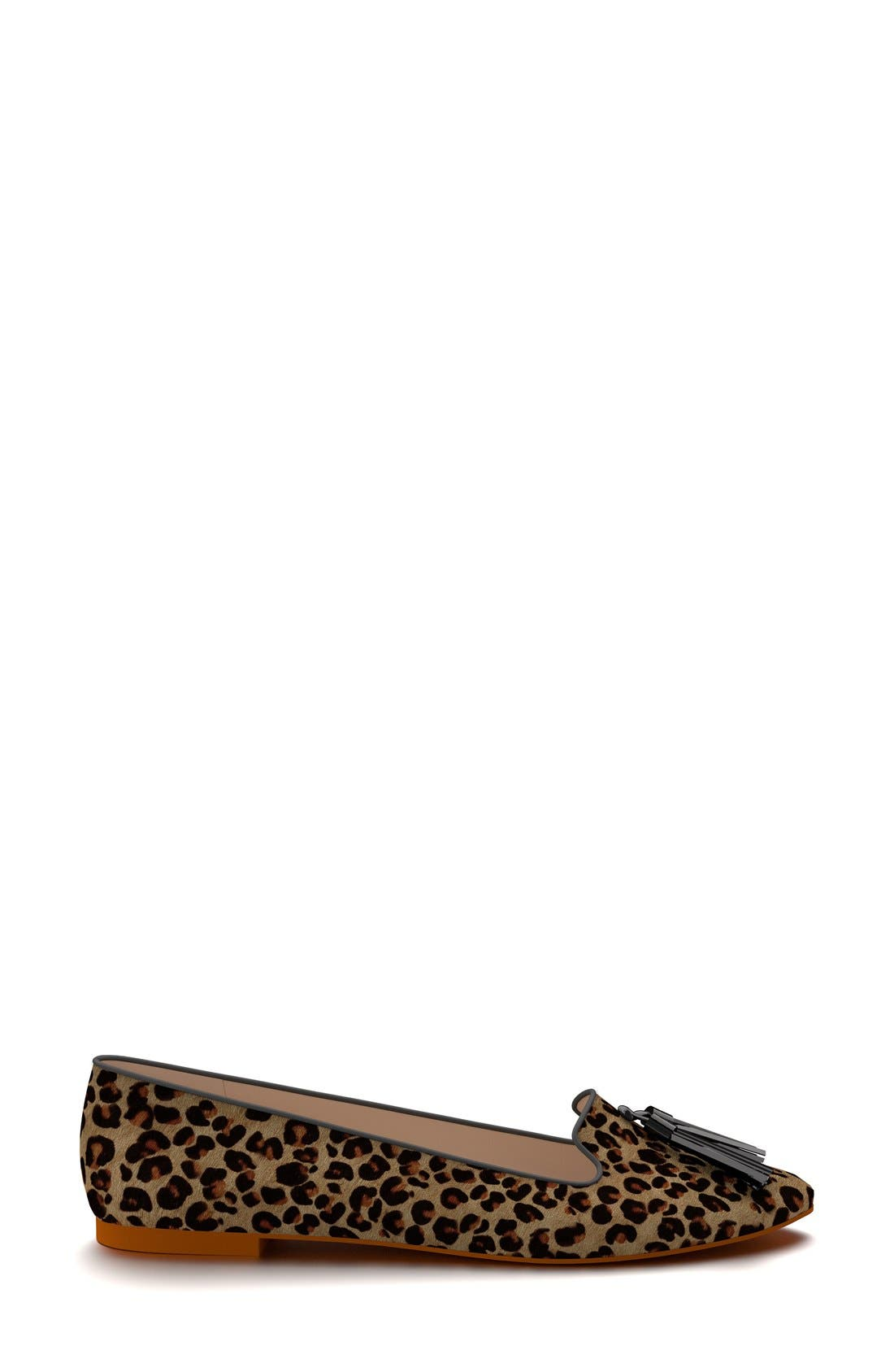 Alternate Image 2  - Shoes of Prey Smoking Slipper (Women)