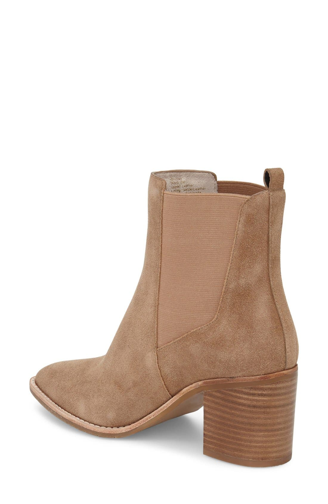 Alternate Image 2  - Kenneth Cole New York Quinley Water Resistant Chelsea Boot (Women)