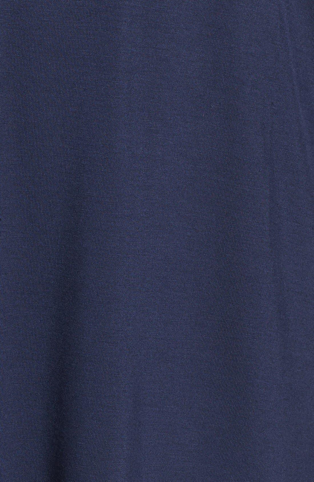 Alternate Image 5  - COZY ZOE Graphic Jersey Sleep Shirt