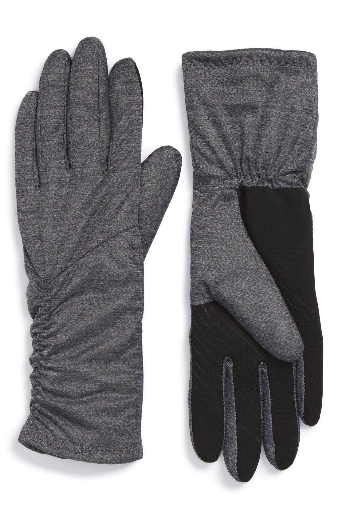 Alternate Image 1 Selected - UR Touchscreen Compatible Gloves