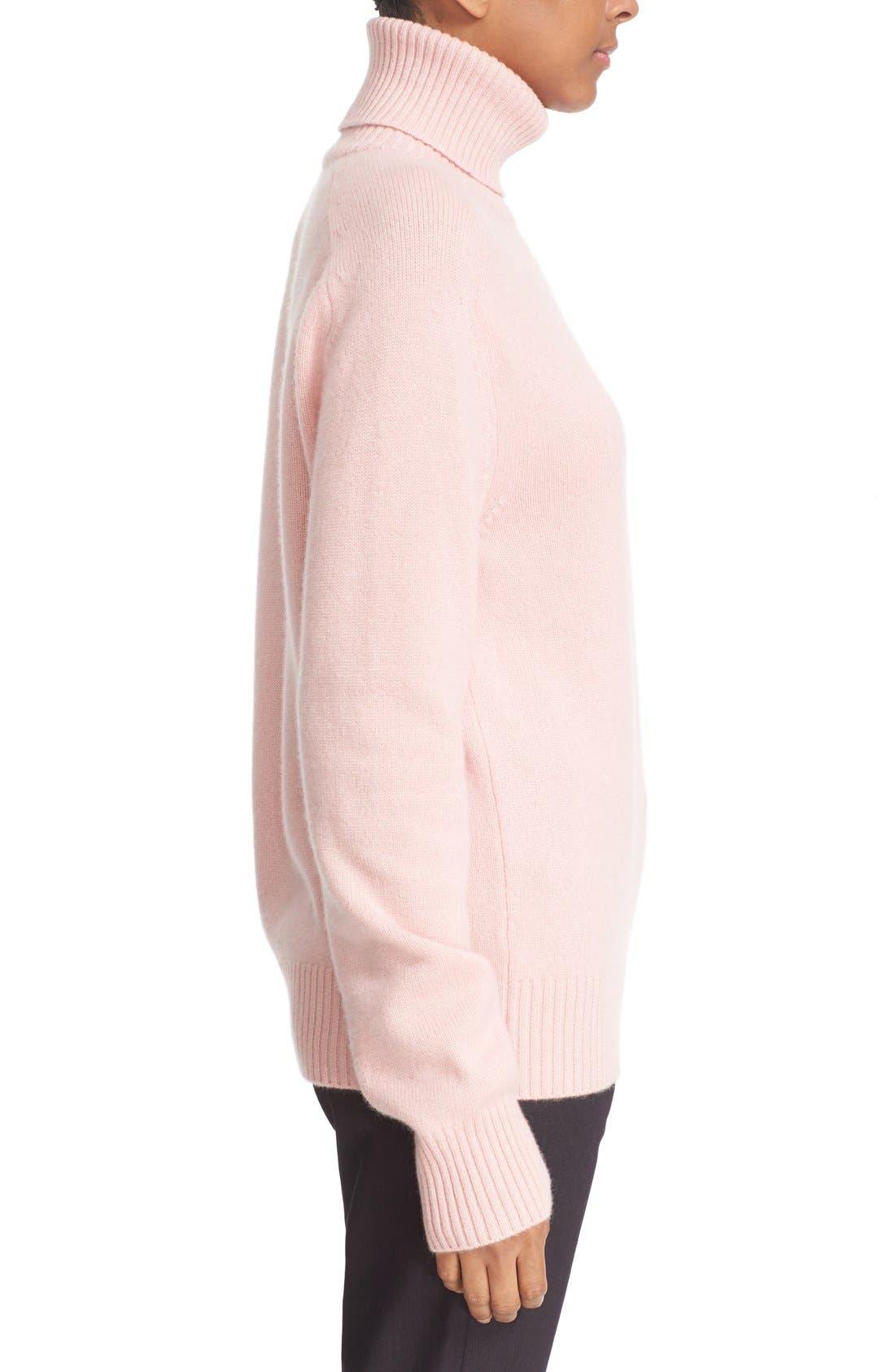 Alternate Image 5  - Tomas Maier Cashmere Turtleneck Sweater