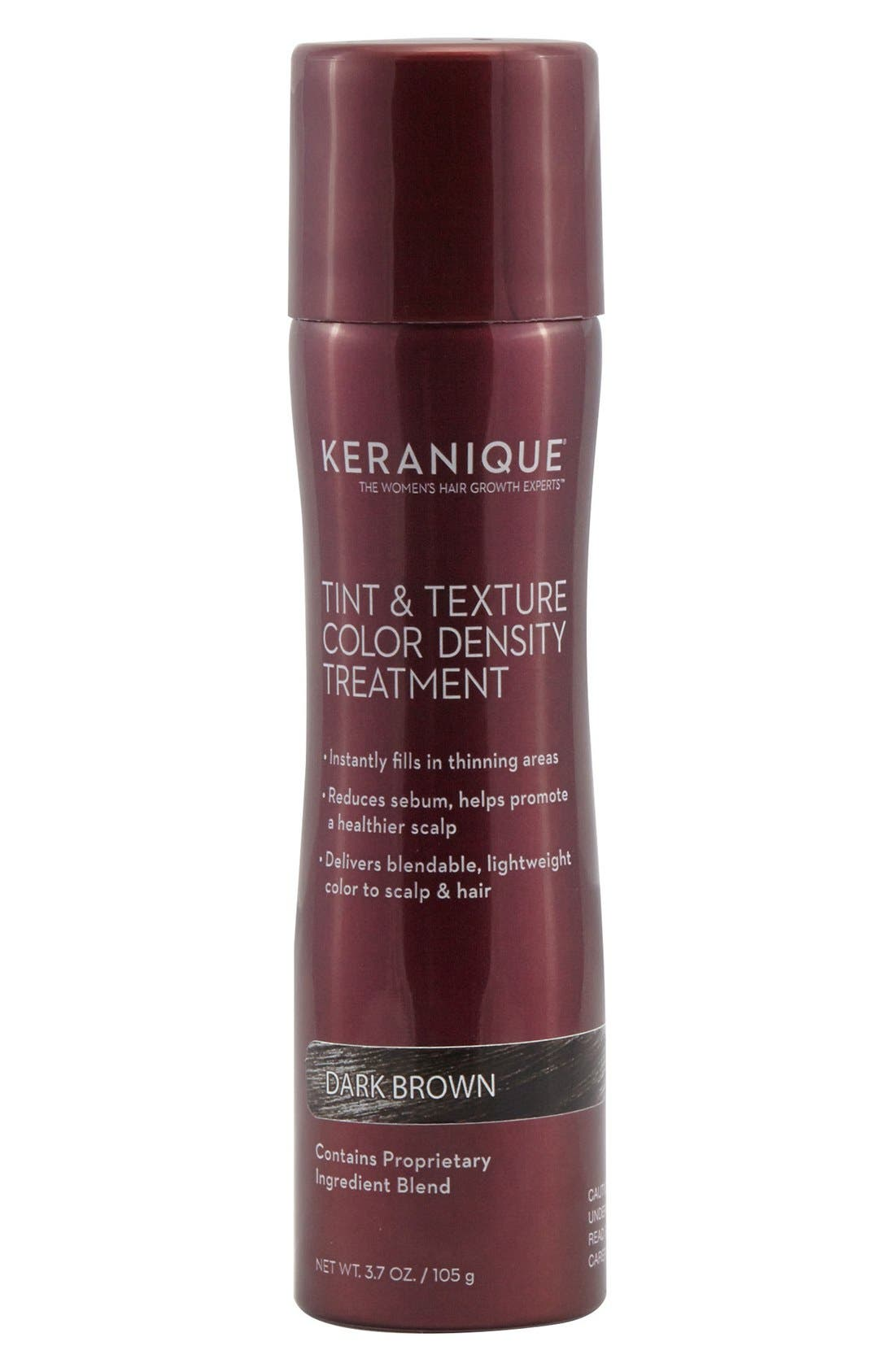 Keranique Tint & Texture Color Density Treatment