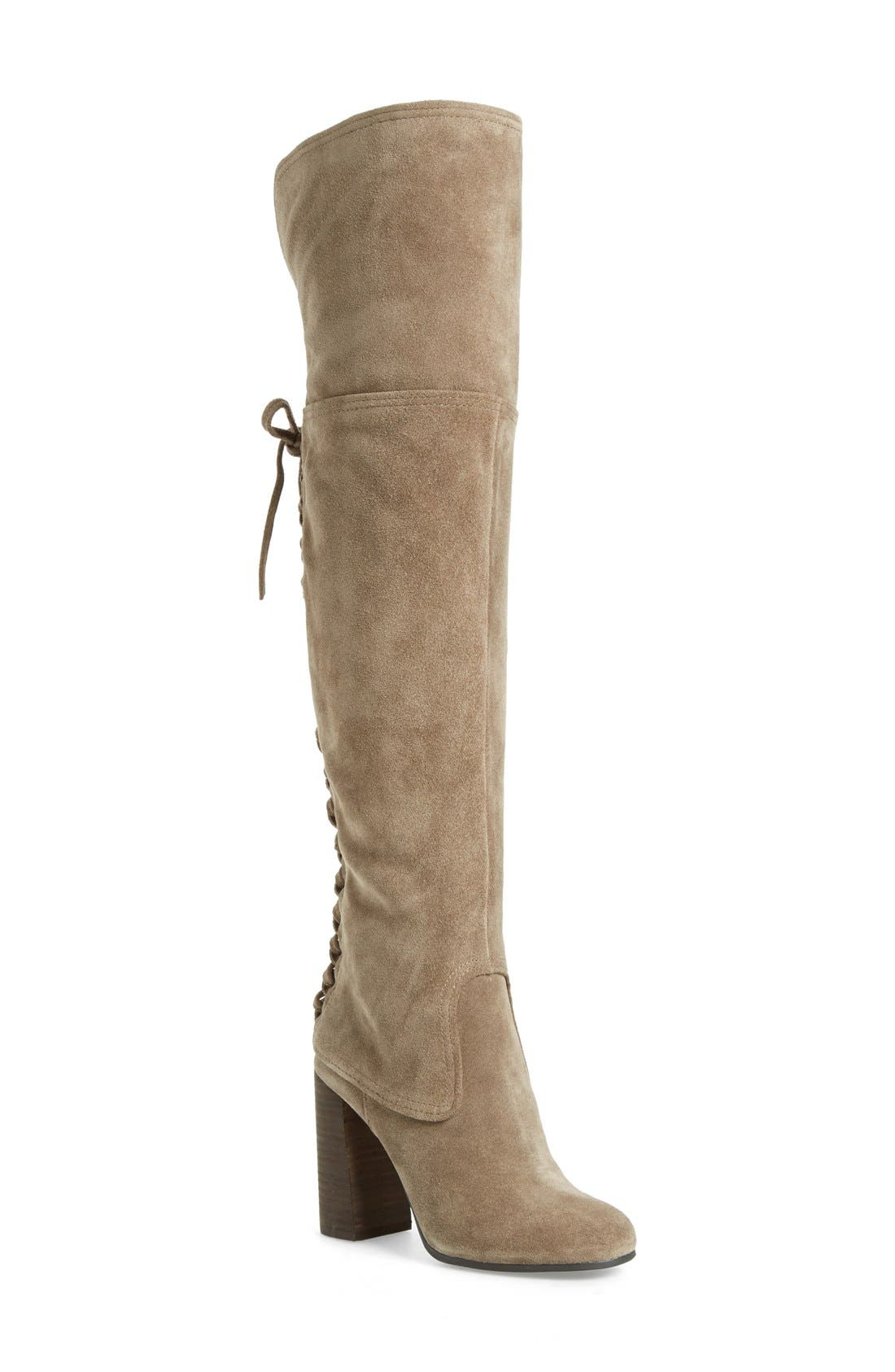 Main Image - Vince Camuto Tolla Over the Knee Boot (Women)