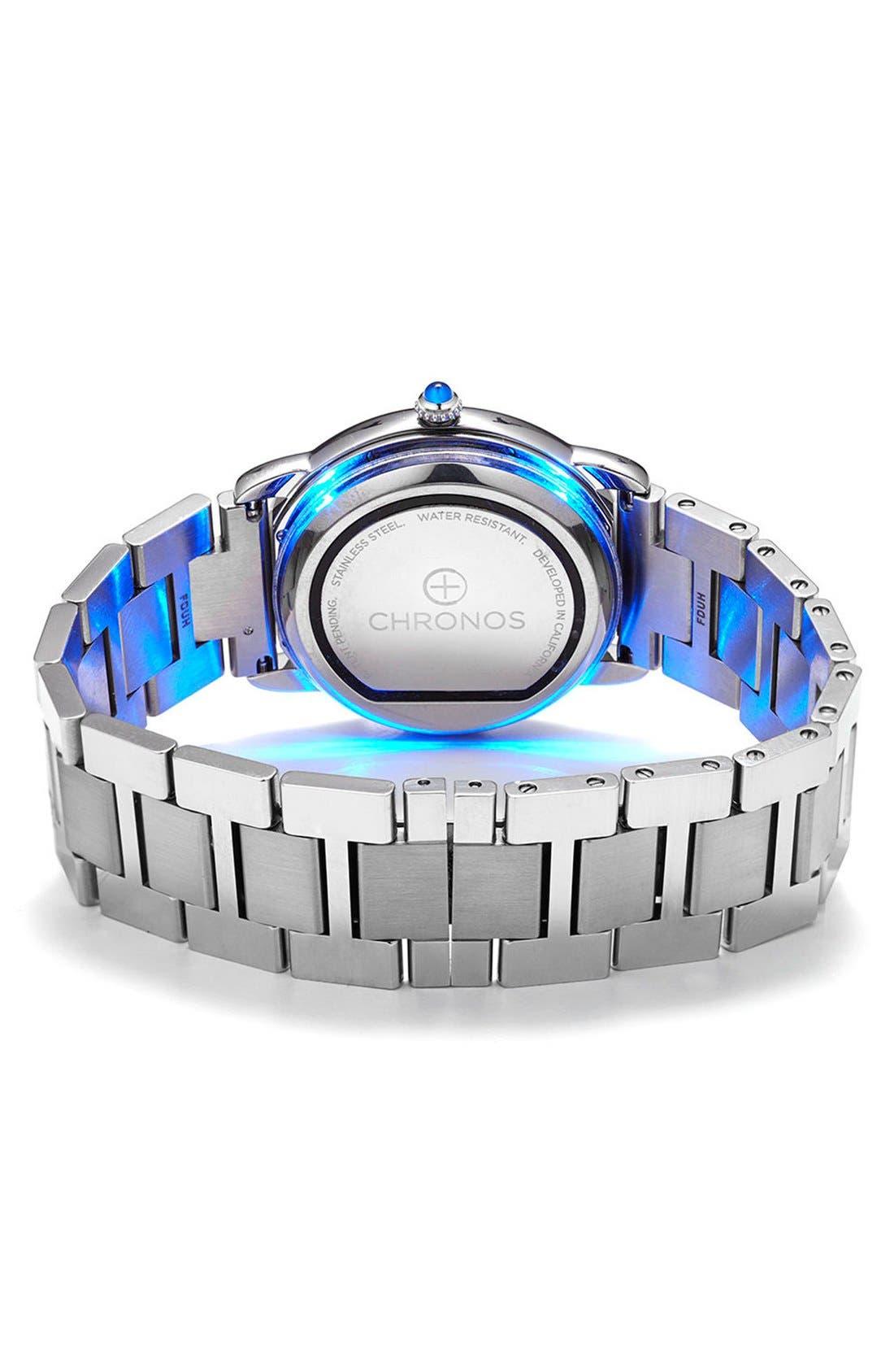Alternate Image 11  - Chronos Watch 33mm Smart Disc