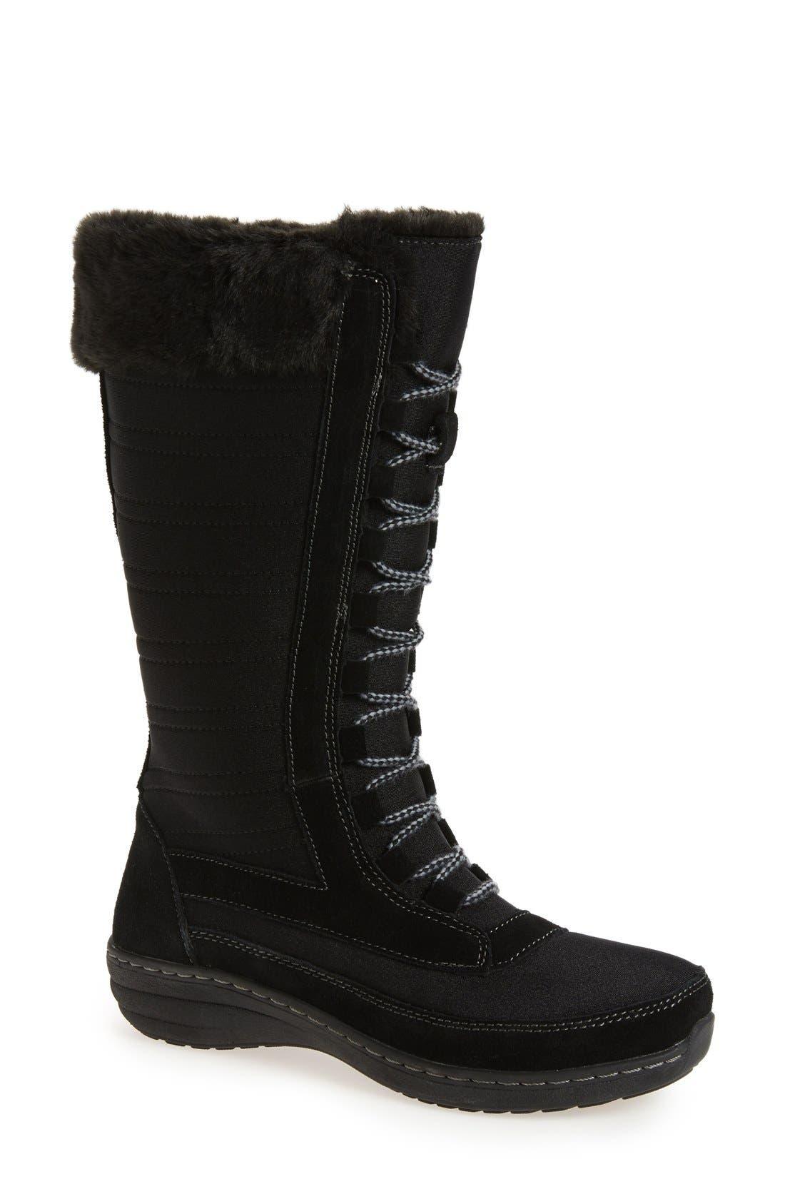 Aetrex Waterproof Lace-Up Boot (Women)