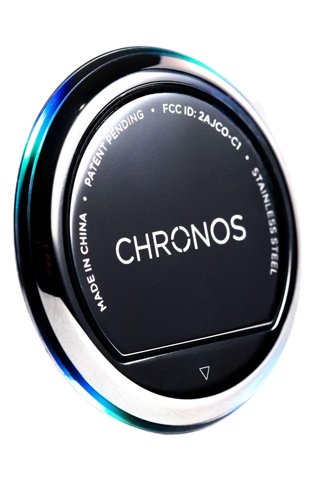 Alternate Image 3  - Chronos Watch 33mm Smart Disc