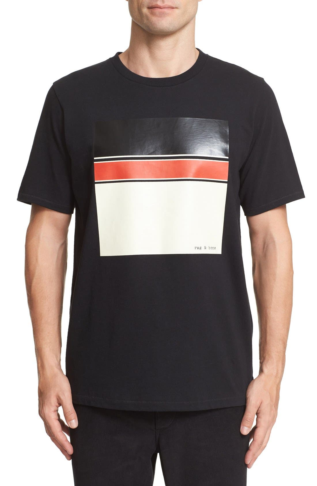 RAG & BONE Graphic T-Shirt