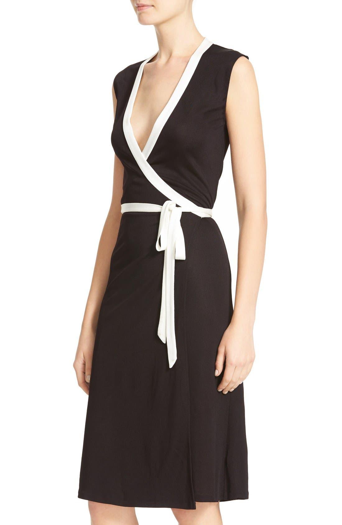 Alternate Image 4  - Diane von Furstenberg Valena Wrap Dress