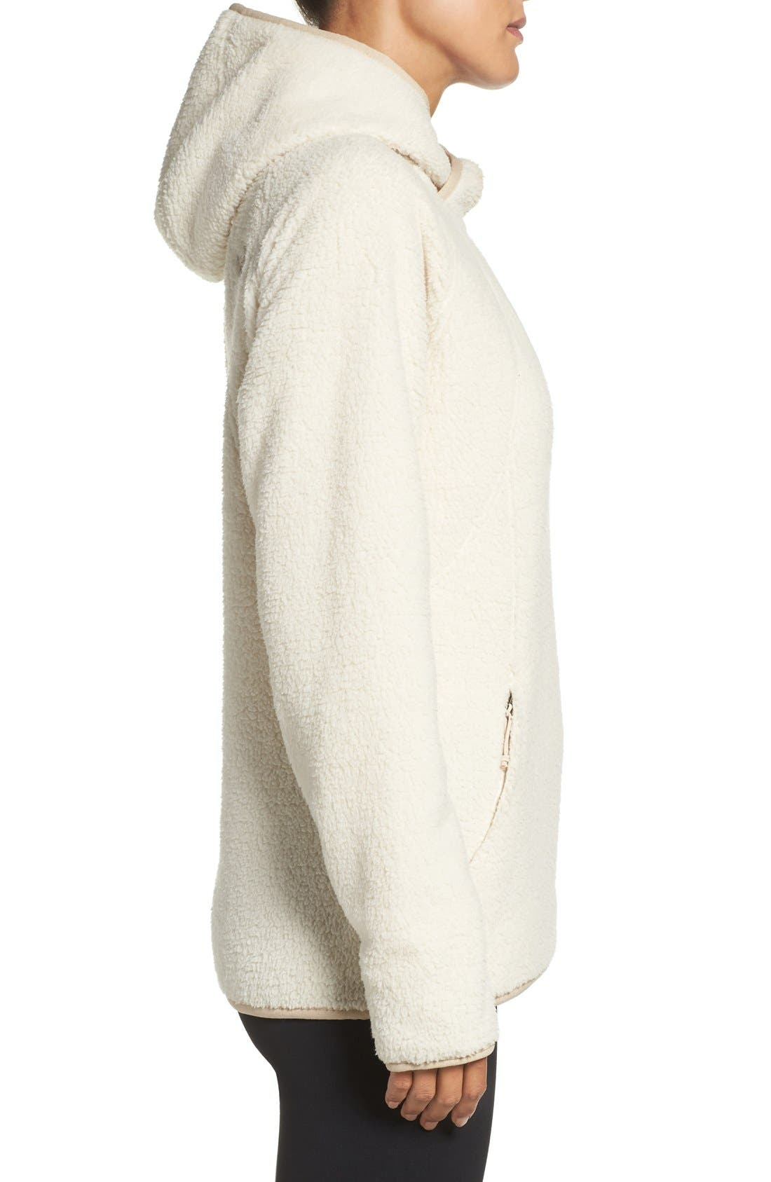 Alternate Image 3  - The North Face Hooded Fleece Pullover