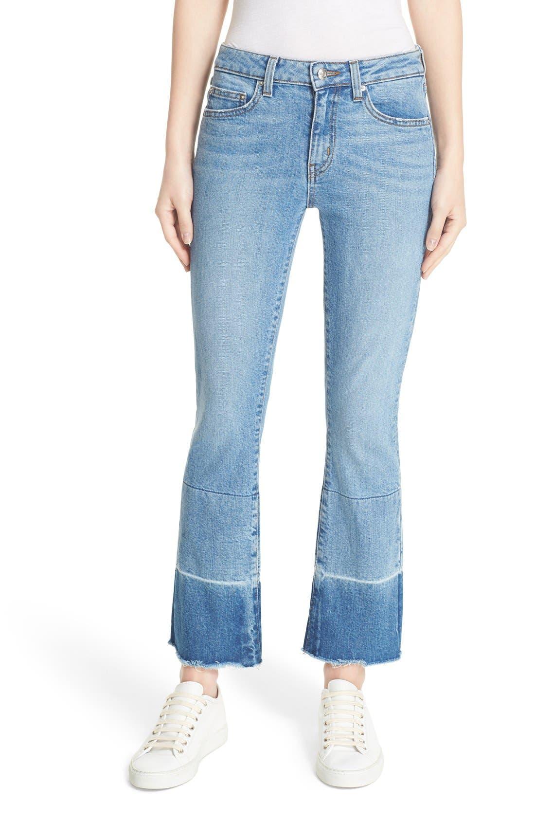 DEREK LAM 10 CROSBY Jane Jeans