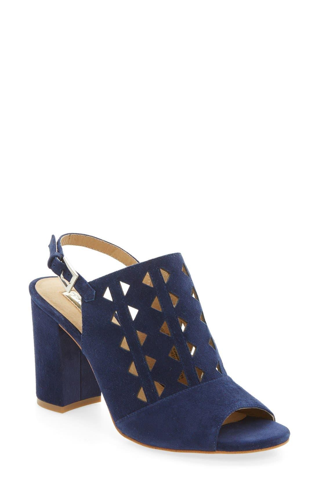 Main Image - Halogen® Zoey Slingback Sandal (Women)