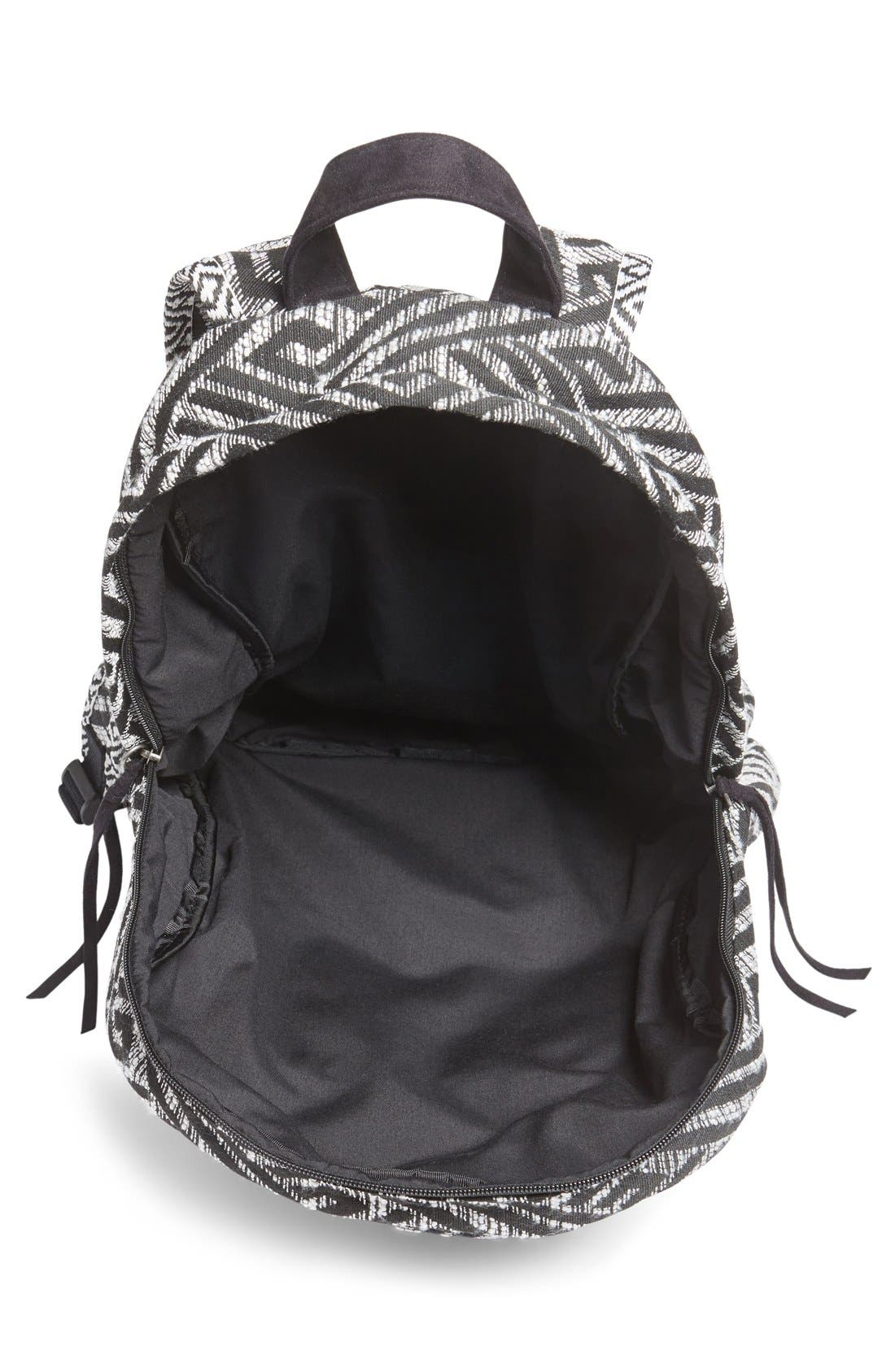 Alternate Image 4  - Volcom Outta Towner Backpack