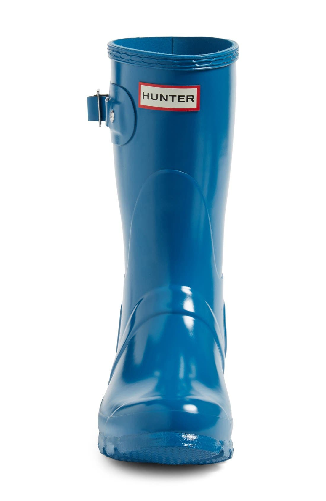Alternate Image 3  - Hunter 'Original Short' Gloss Rain Boot (Women)