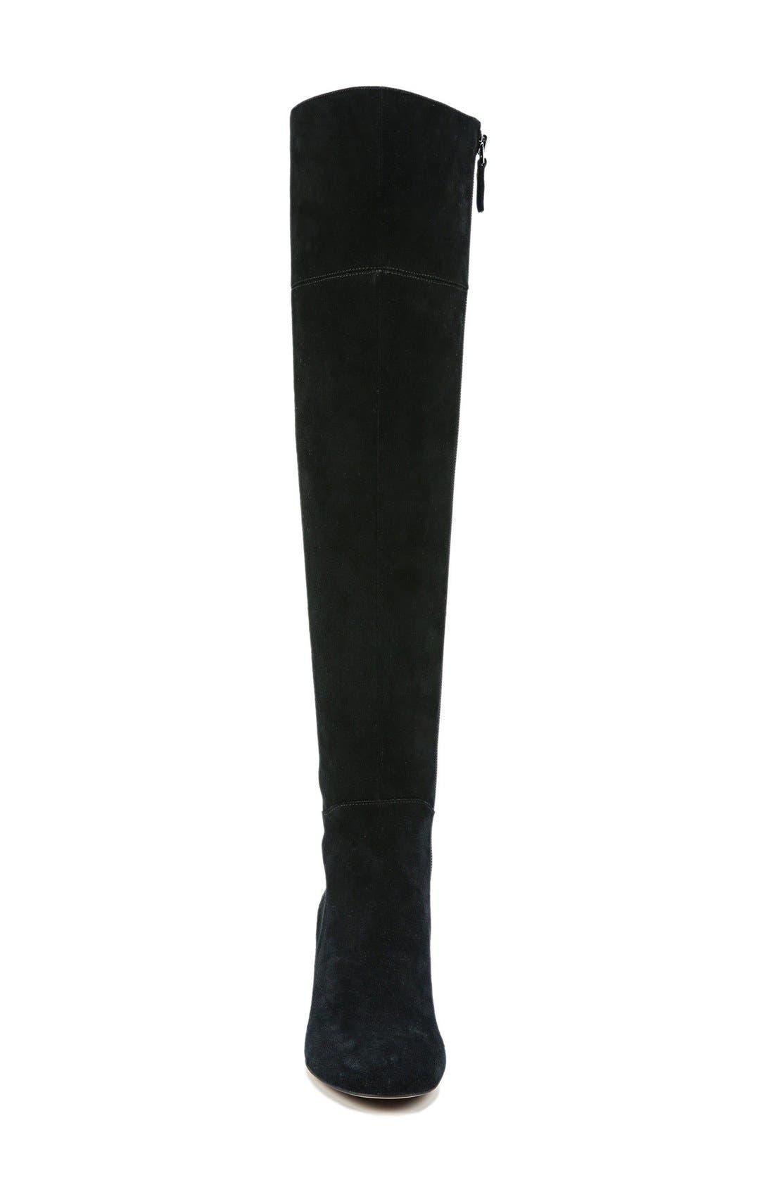 Alternate Image 3  - Franco Sarto Kerri Over the Knee Boot (Women)