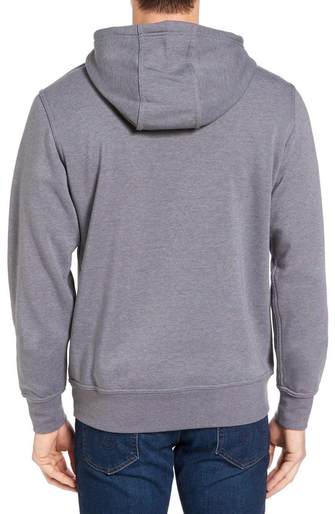Alternate Image 2  - The North Face Drawstring Hoodie