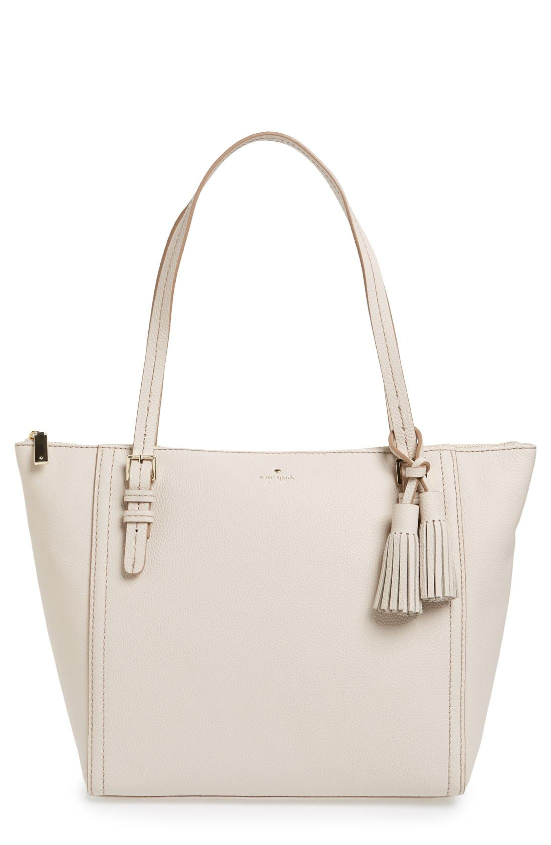 Alternate Image 1 Selected - kate spade new york orchard street - maya leather tote