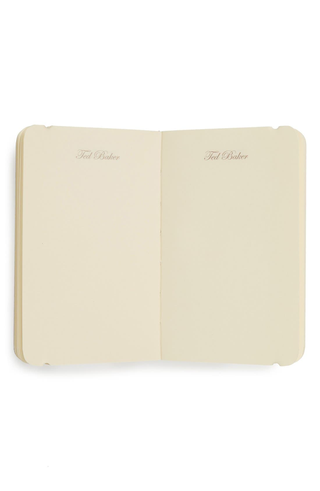 Alternate Image 2  - Wild and Wolf x Ted Baker London Mini Notebook & Pen
