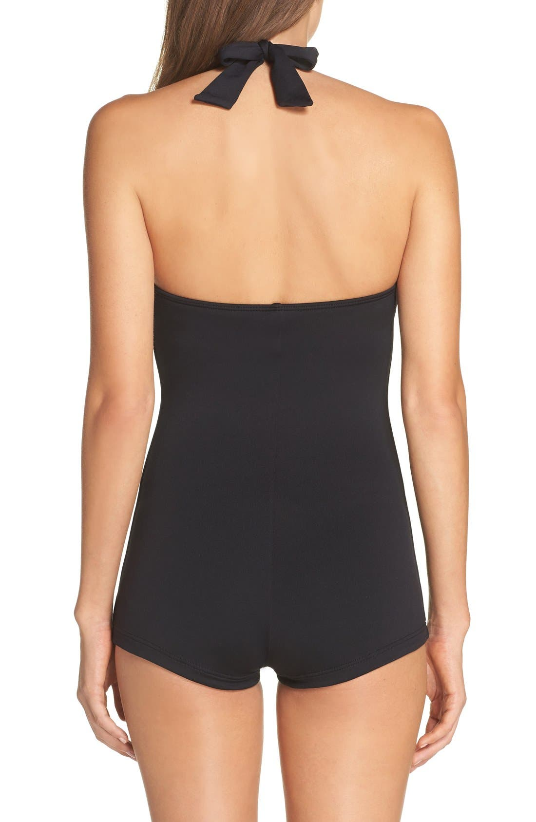 Alternate Image 2  - Seafolly One-Piece Swimsuit