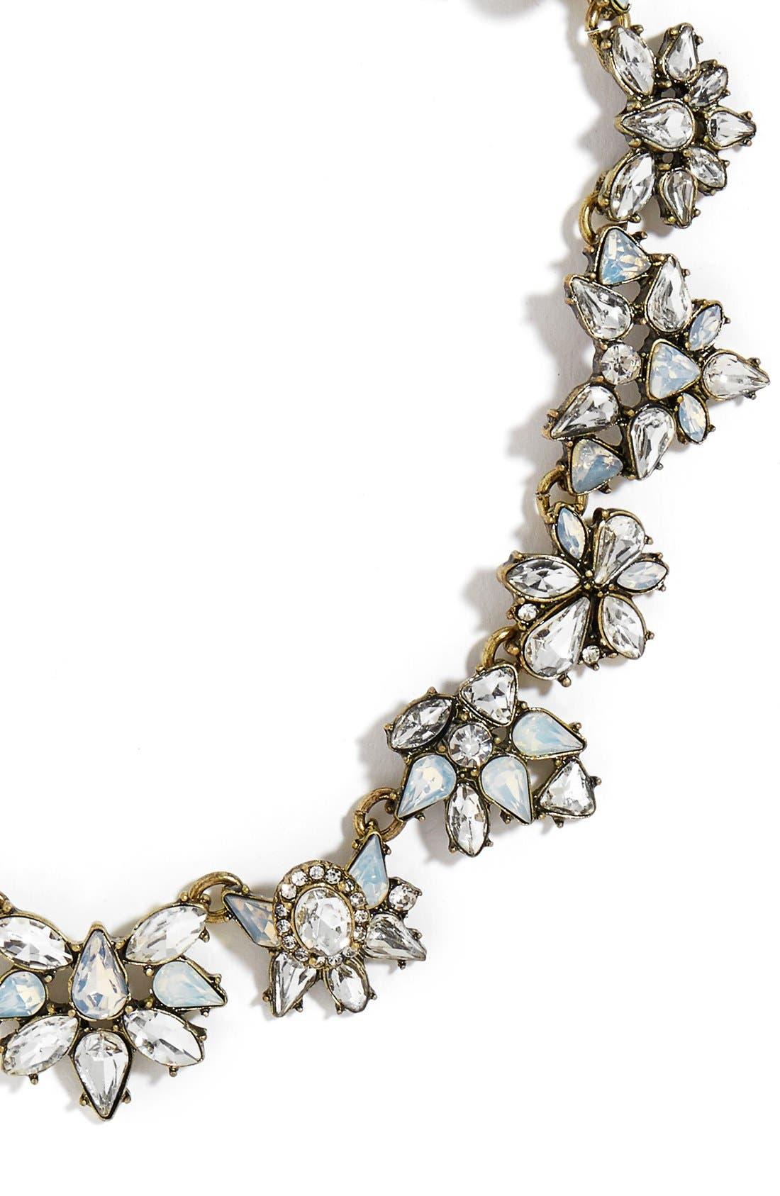 Alternate Image 3  - BaubleBar Araz Crystal Collar Necklace