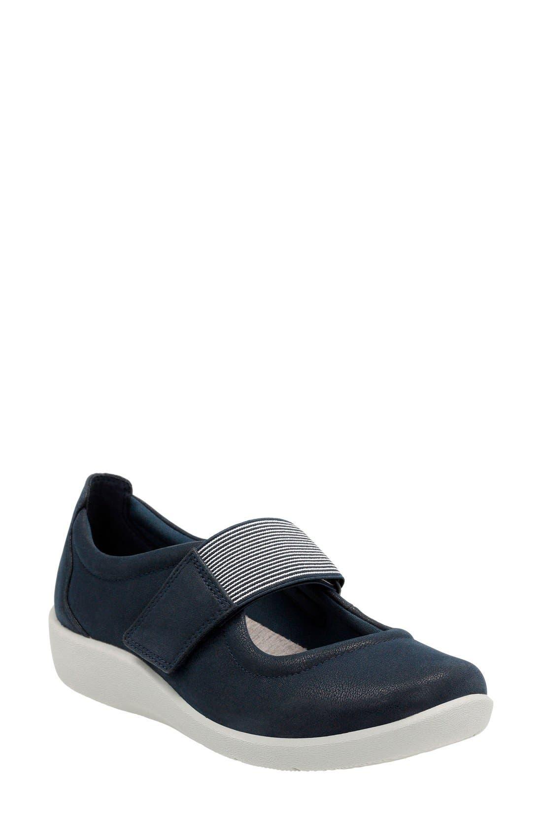 Clarks® Sillian Cala Sneaker (Women)