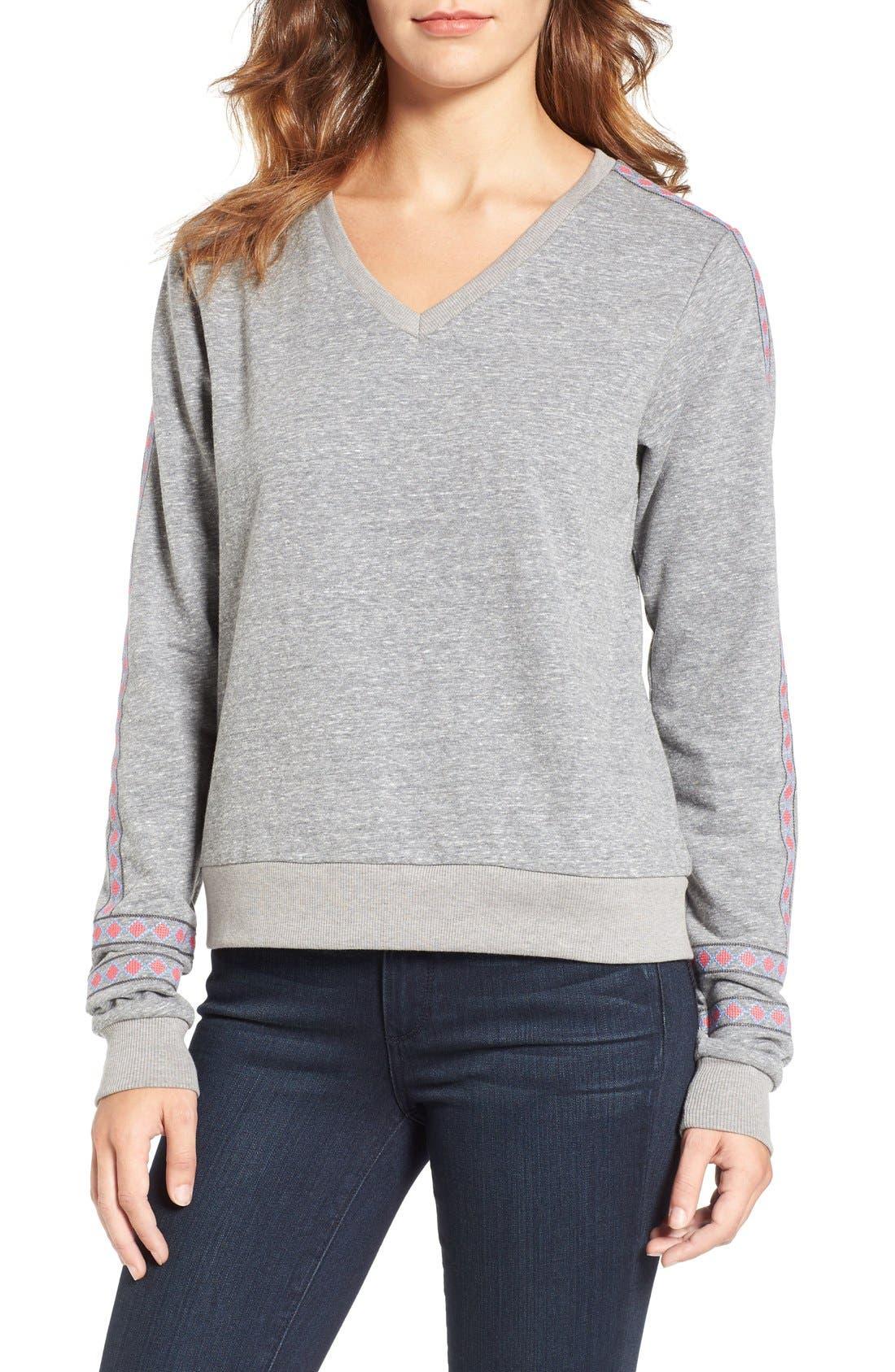 REBECCA MINKOFF Canyon Sweatshirt