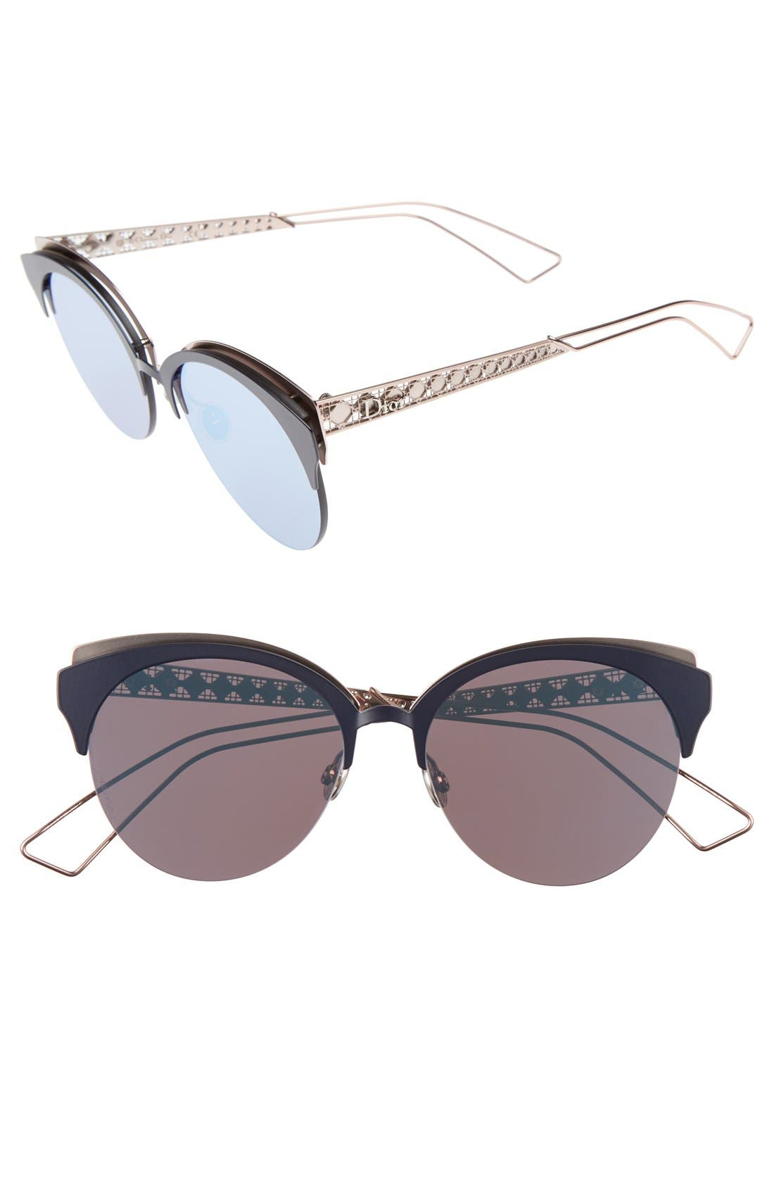 Dior Clubs 55mm Sunglasses