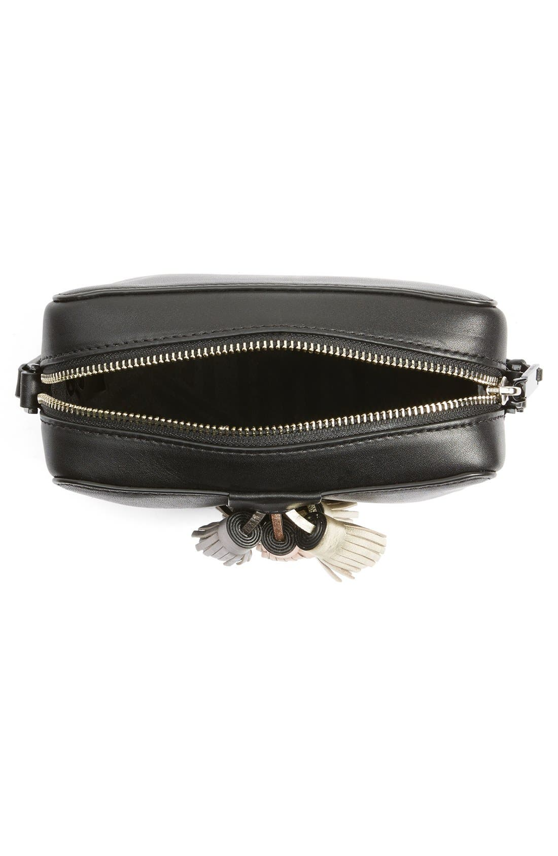 Alternate Image 4  - Rebecca Minkoff 'Mini Sofia' Crossbody Bag
