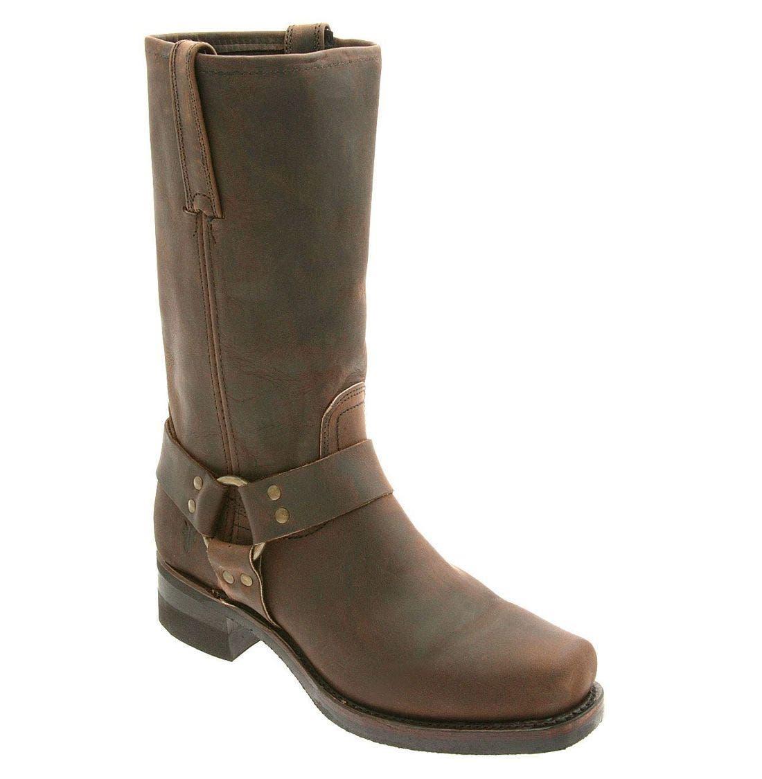 Alternate Image 1 Selected - Frye 'Harness 12R' Boot (Men)