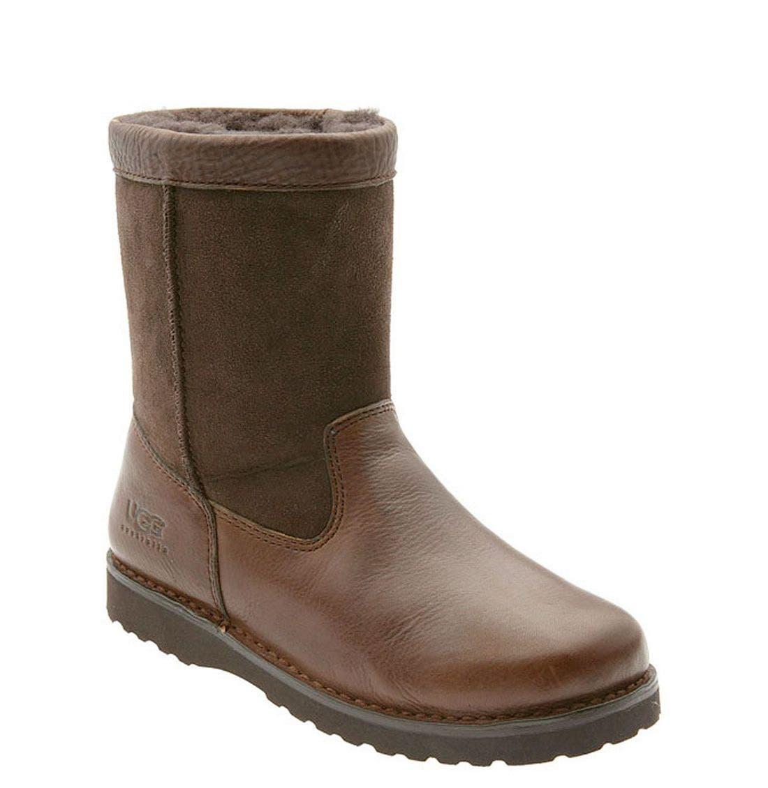 Alternate Image 1 Selected - UGG® Australia 'Birch' Boot (Toddler, Little Kid & Big Kid)