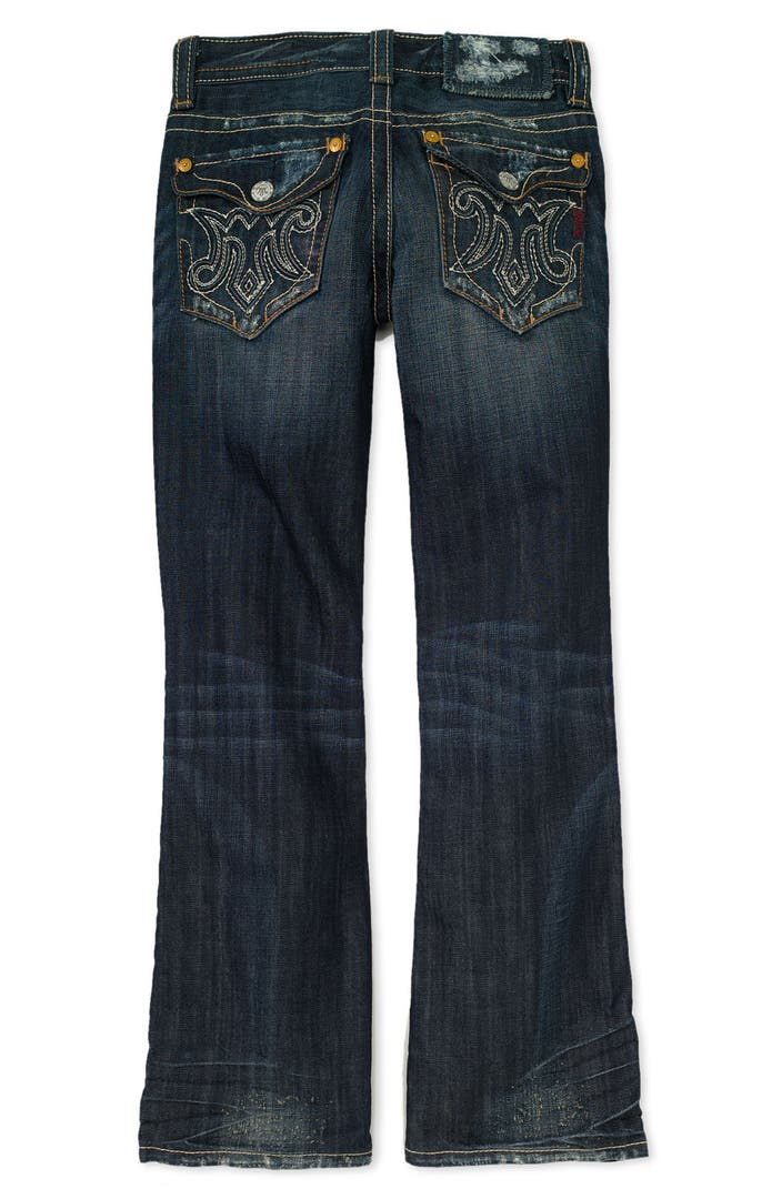 mek denim 39 oaxaca 39 bootcut jeans big boys nordstrom. Black Bedroom Furniture Sets. Home Design Ideas