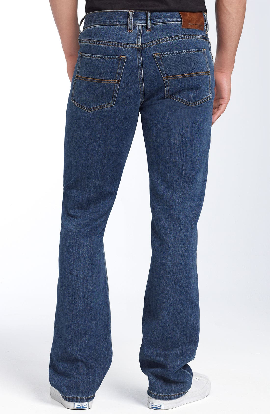 Alternate Image 2  - Tommy Bahama Denim 'Island Ease' Classic Fit Jeans (Medium)