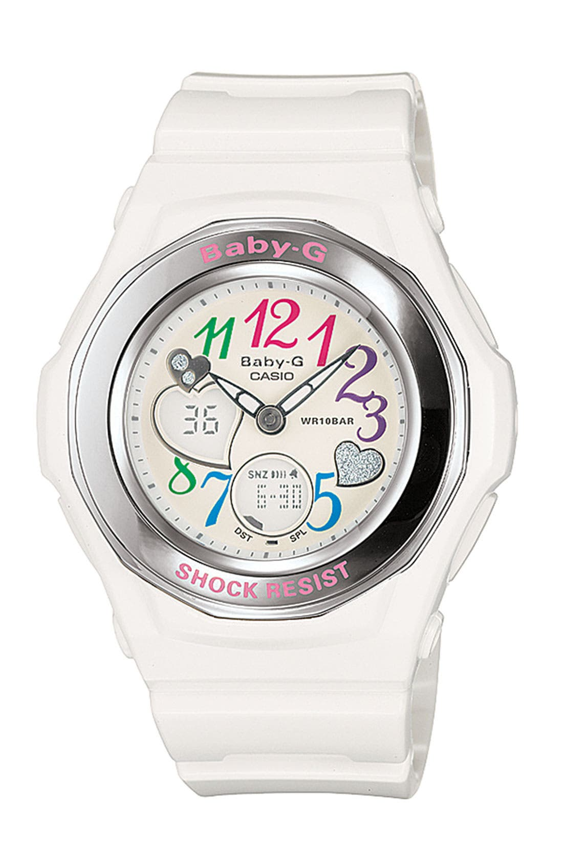 Alternate Image 1 Selected - Baby-G Watch, 44mm