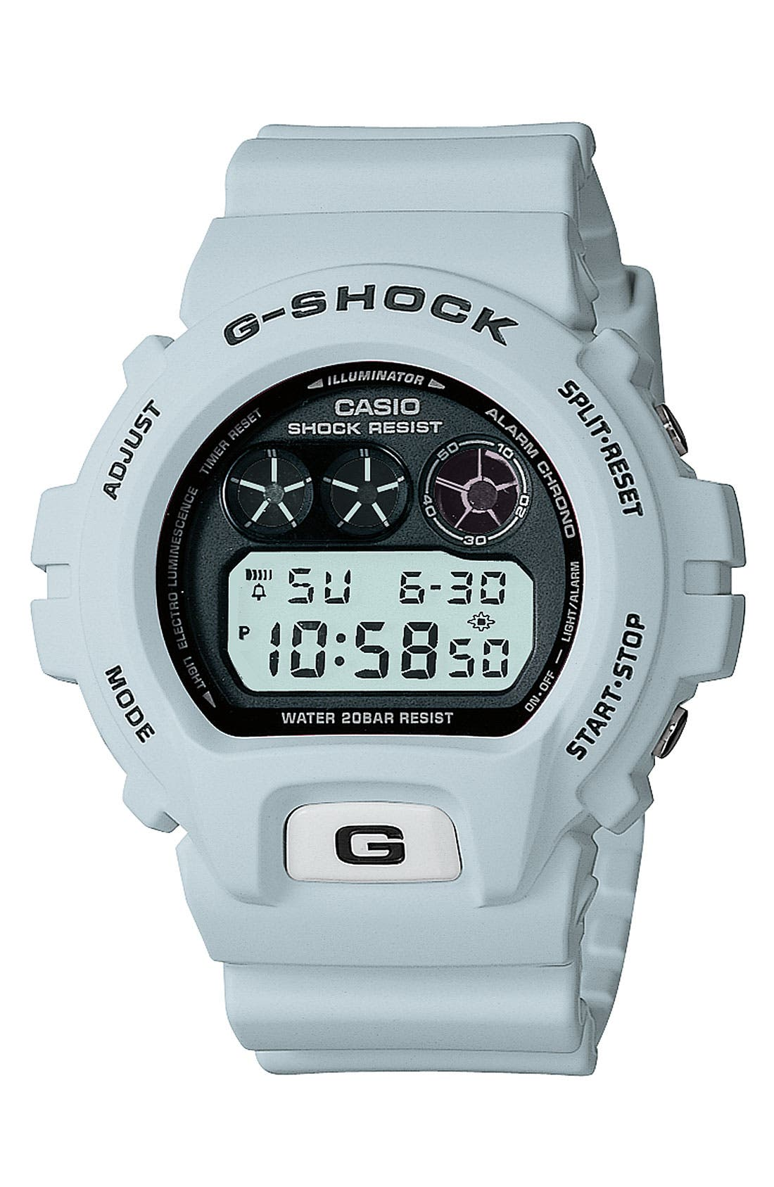 Alternate Image 1 Selected - G-Shock 'Classic' Watch, 53mm