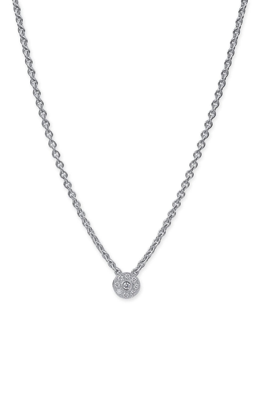Alternate Image 1 Selected - ALOR® Diamond Necklace