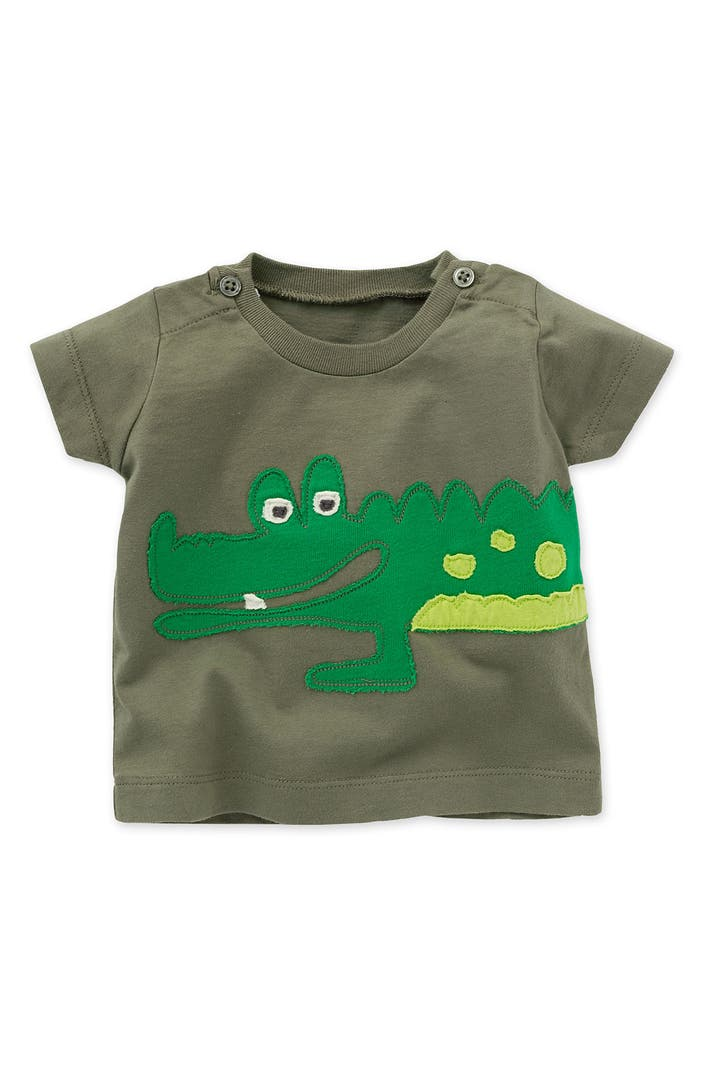 Mini boden appliqu tee infant nordstrom for Shop mini boden