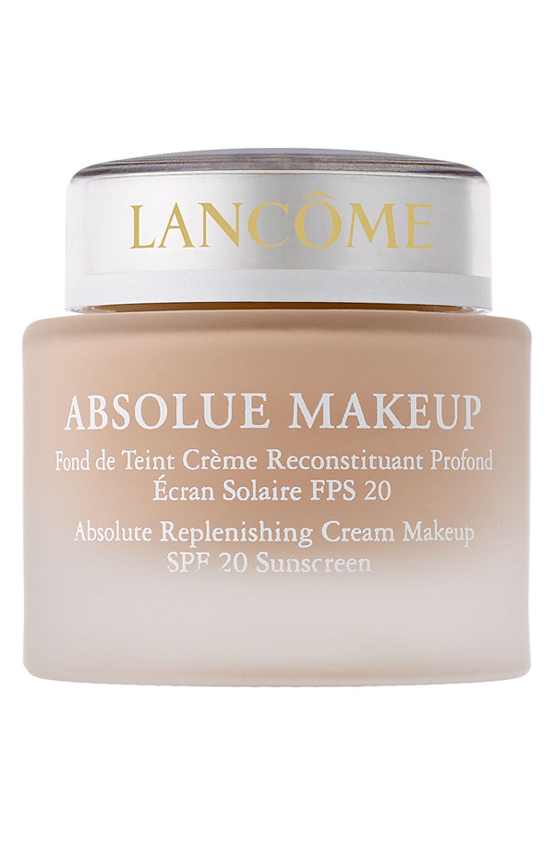 Lancôme Absolue Replenishing Cream Makeup SPF 20