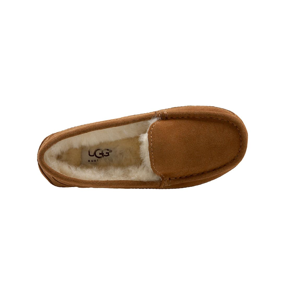 Alternate Image 3  - UGG® Ascot Slipper (Toddler, Little Kid & Big Kid)