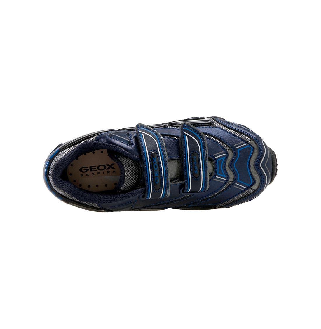Alternate Image 3  - Geox 'Tornado' Sneaker (Toddler, Little Kid & Big Kid)